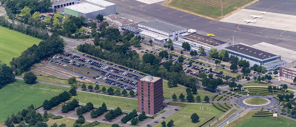 Flughafen-Informationen Airport Münster FMO