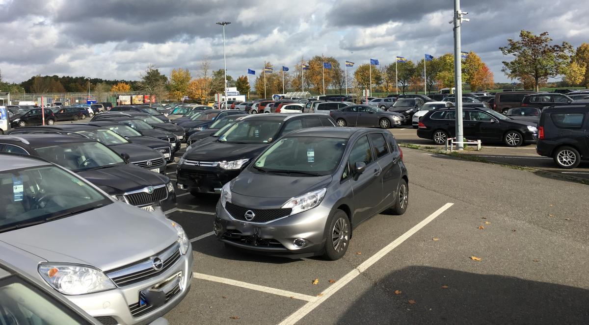 Außenparkplatz Dein Stellplatz - Key Parking