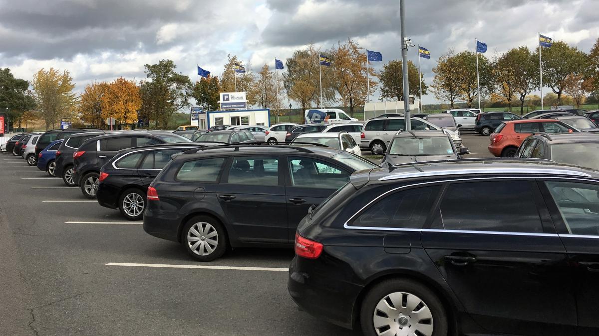 Außenparkplatz Dein Stellplatz - Parkplatz 2