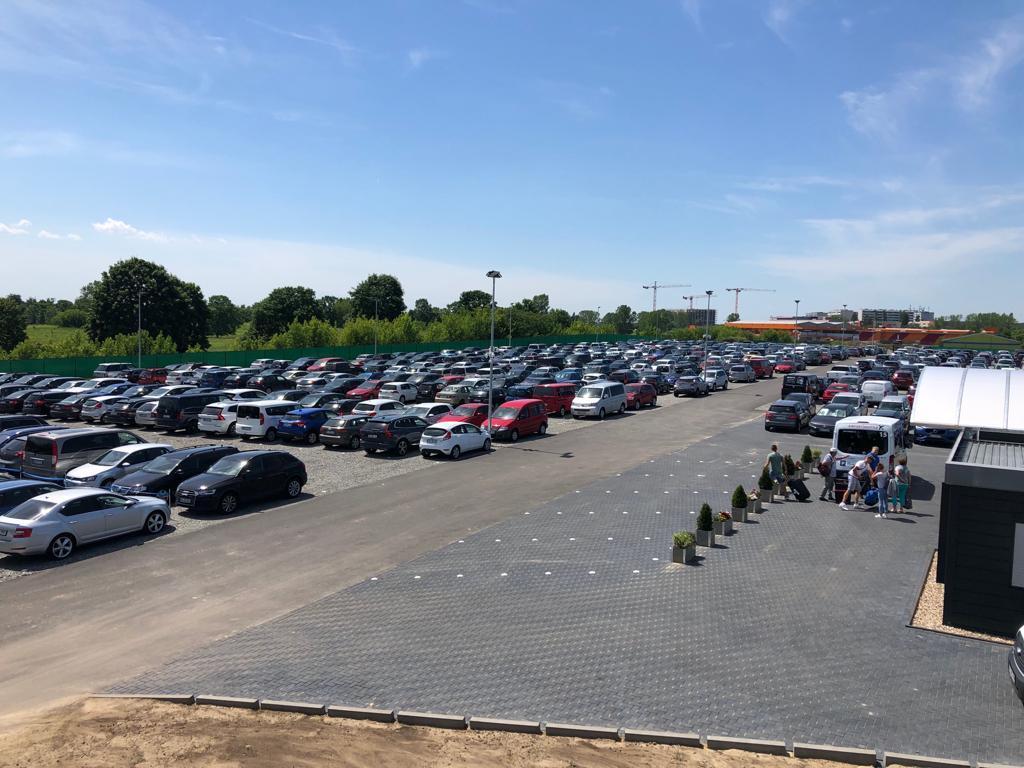 Außenparkplatz Dein Stellplatz - Parkplatz