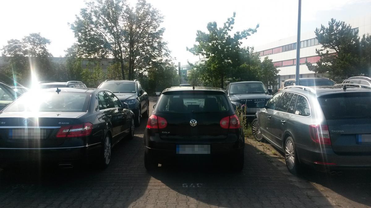 Valet-Parking Fly & Drive Parkplatzservice