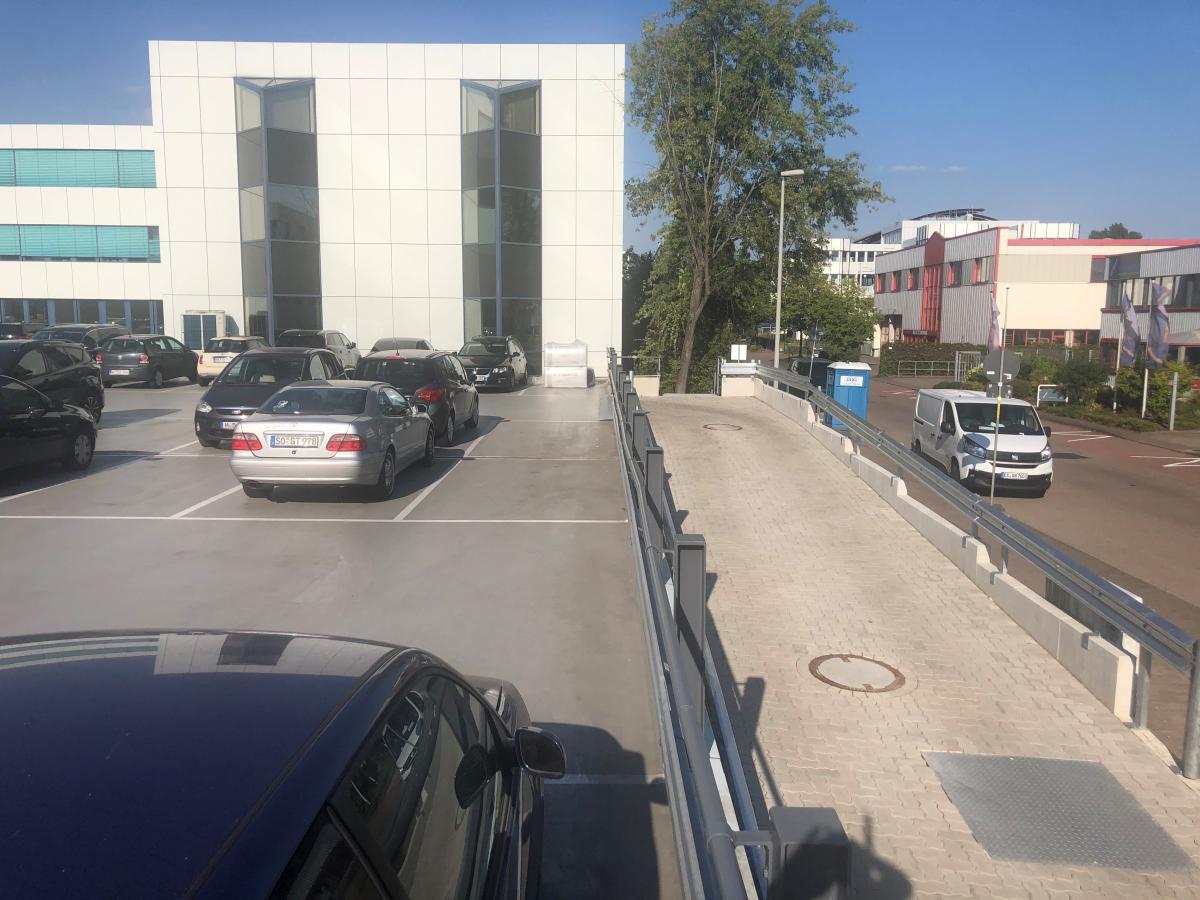 Außenparkplatz Park-Point Außenstellplatz