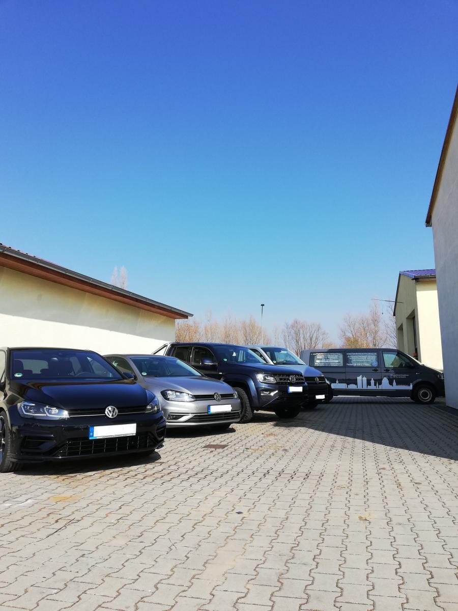 Außenparkplatz Flughafenparkplatz Freudenau