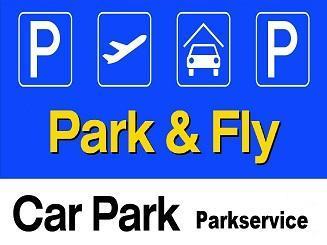 Außenparkplatz Car Park Parkservice