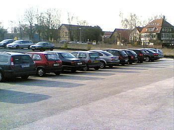 Außenparkplatz XL-P.comParken Flughafen Stuttgart