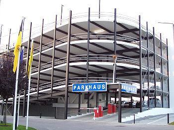 Parkdeck XL-P.comParken Flughafen Stuttgart