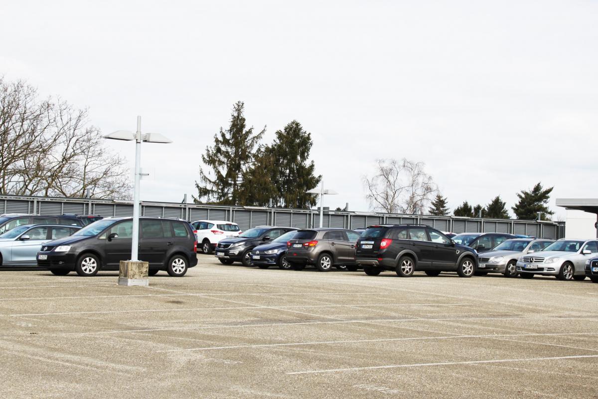 Valet-Parking Relaxpark Open Air - Valet
