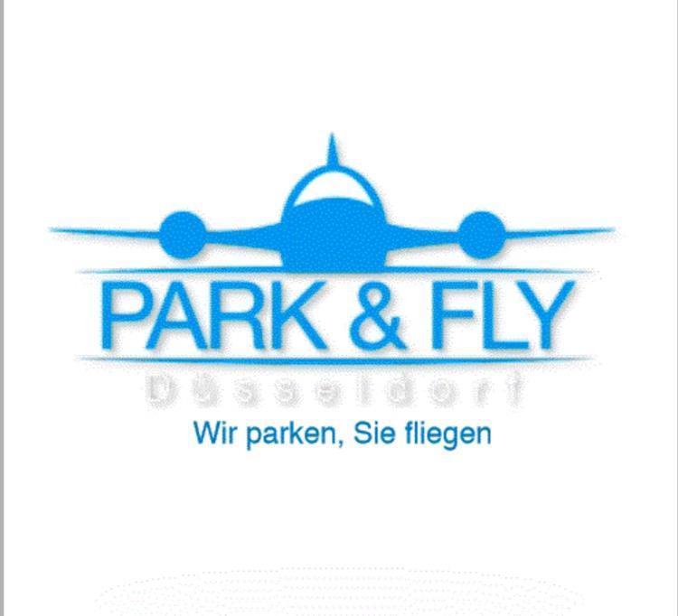 Außenparkplatz Park & Fly Düsseldorf
