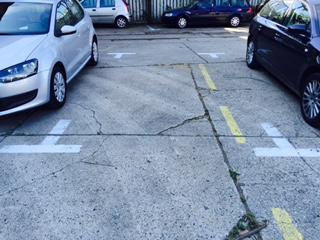Außenparkplatz Airport Selbstparker