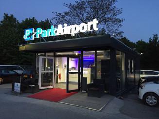Außenparkplatz ParkAirport Express