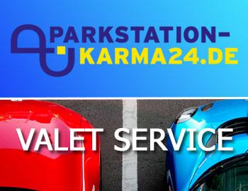 Valet-Parking Parkstation-Karma24-Hallenplatz