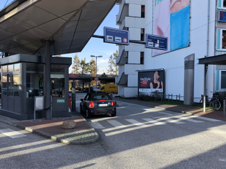 Parkdeck HANSA PARKING - P6 (Oberdeck)