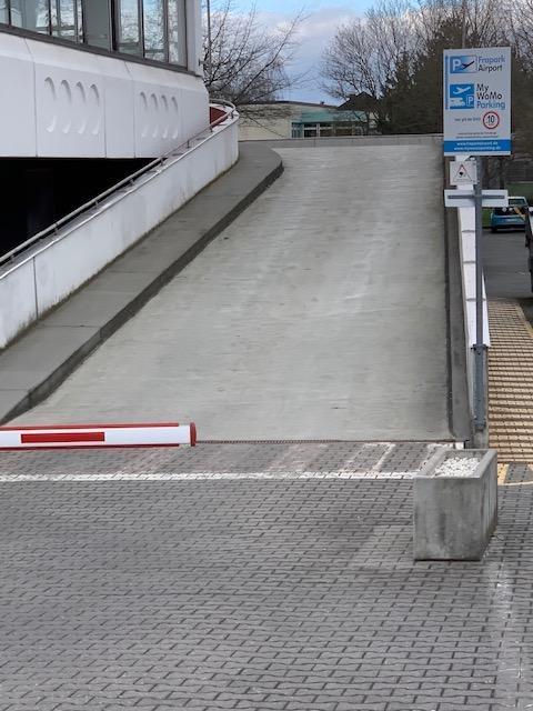 Valet-Parking Frapark Airport Valet