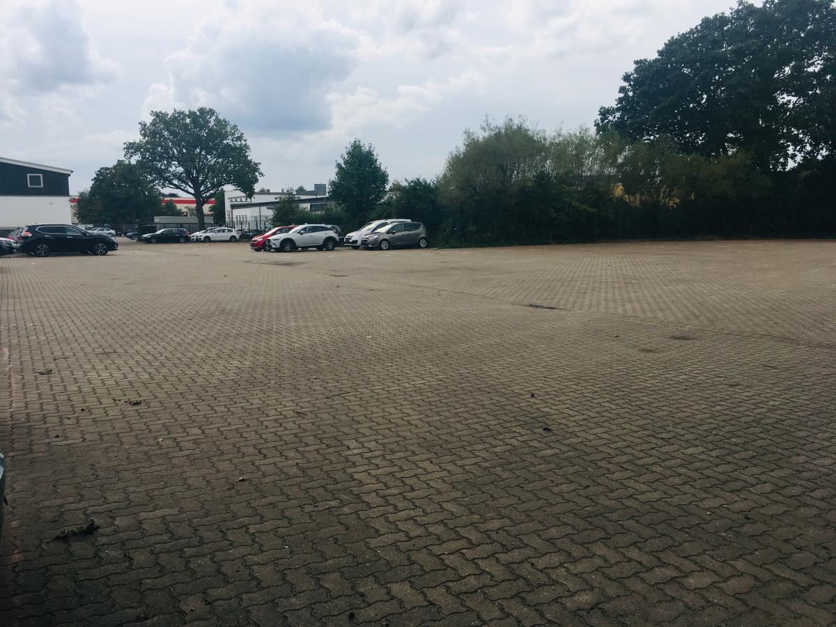 Außenparkplatz SaS Parking - Smart & Safe