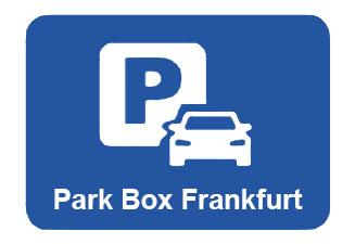 Valet-Parking PARK-BOX-FRANKFURT