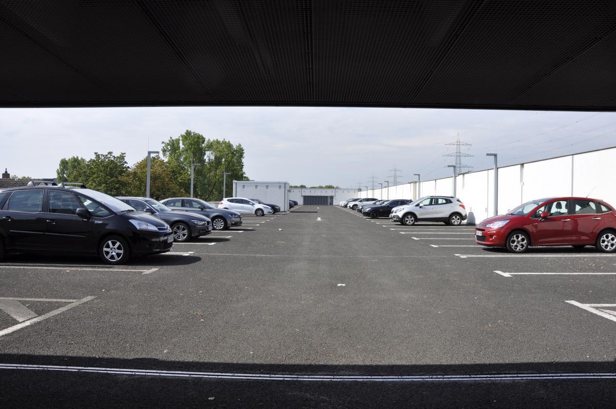 Valet-Parking Parkspace24 Valet-Parking