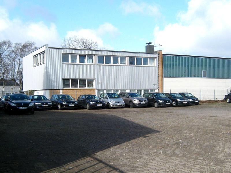 Hallenparkplatz Parkhalle Norderstedt