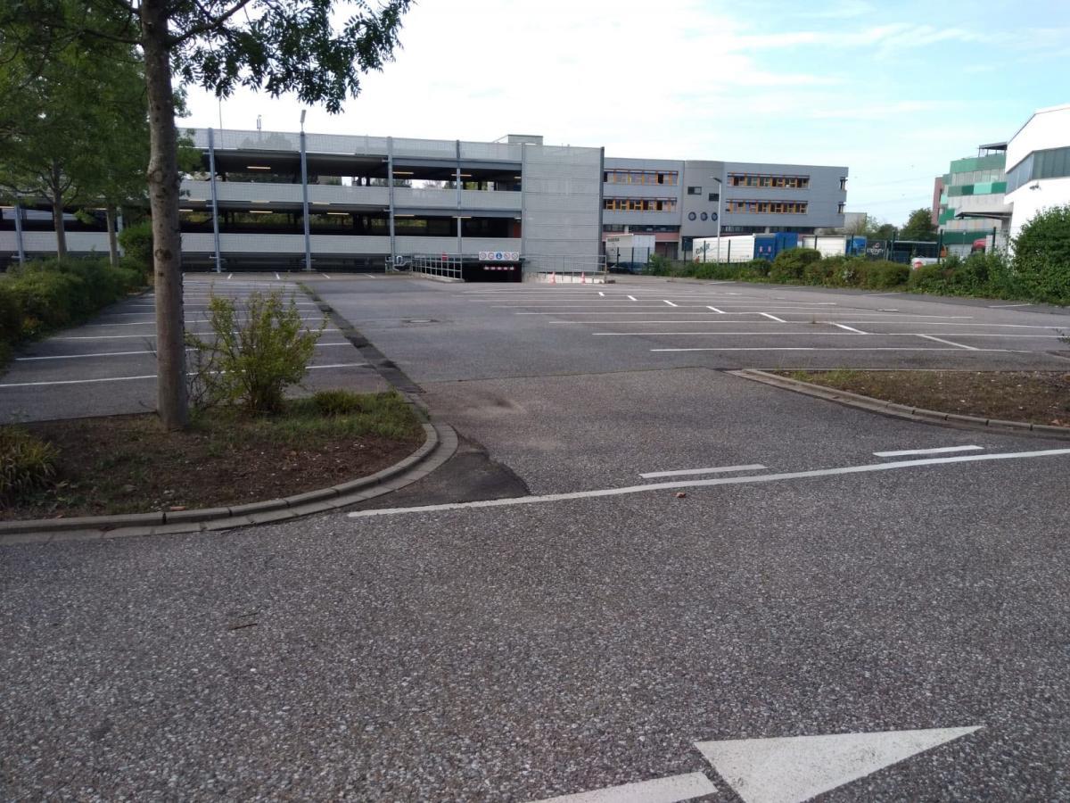 Parkhaus FlugParkDus