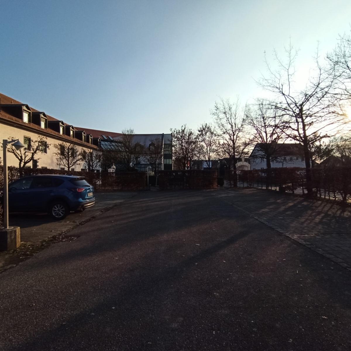 Außenparkplatz 0049 RICHTIG PARKEN