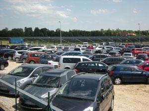 Valet-Parking Airportpark24 Leipzig Valet