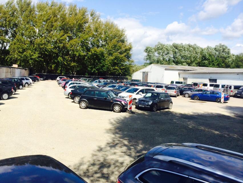 Valet-Parking Parkhalle-Langenhagen